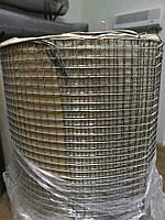 Сетка сварная оцинкованная ячейка 6мм из проволки 0.7мм