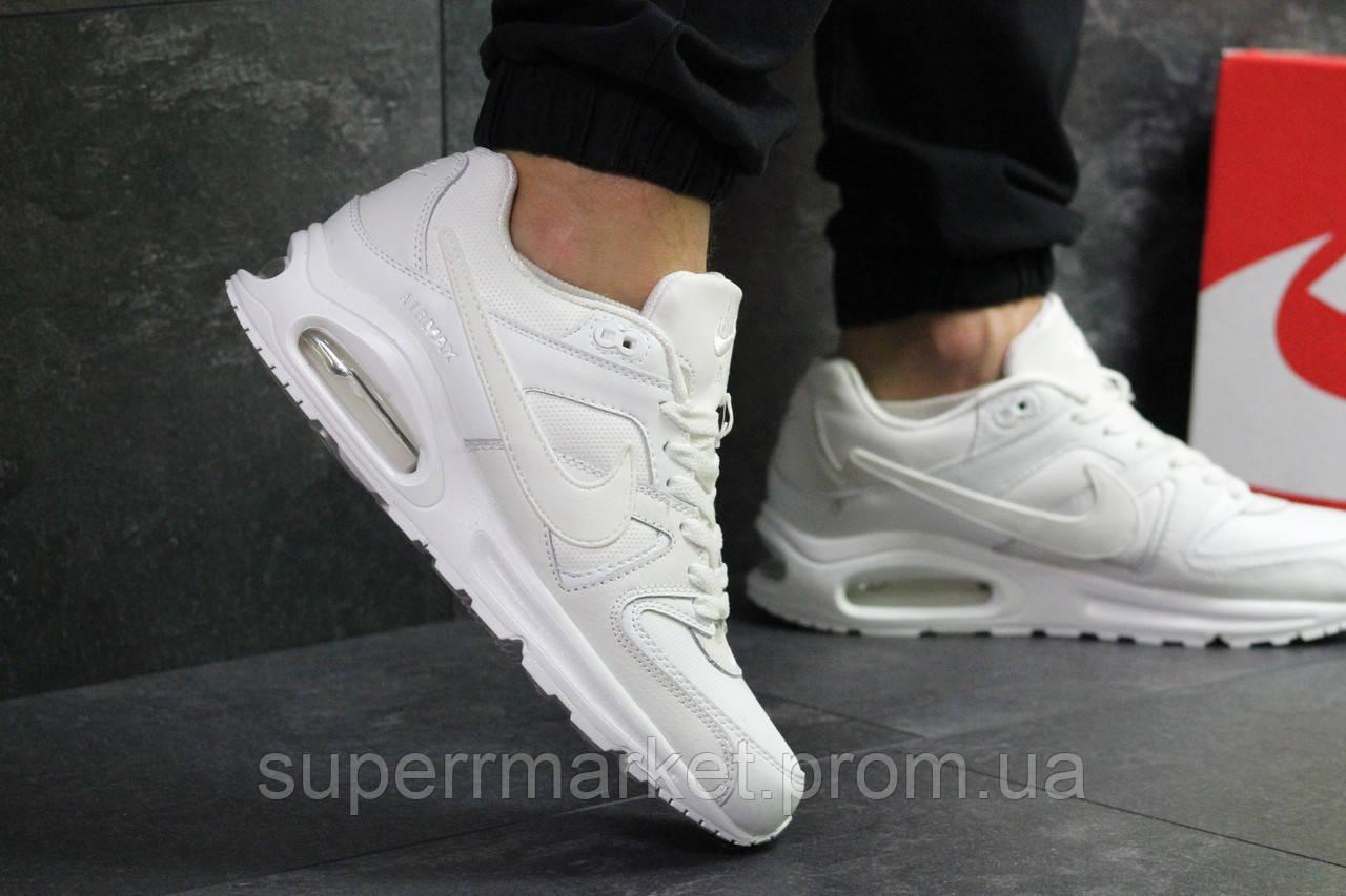 Кроссовки Nike Air Force белые, код6410