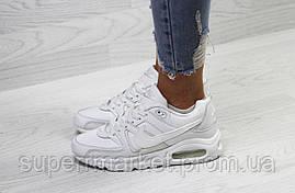 Кроссовки Nike Air Force белые. Код 6411, фото 2