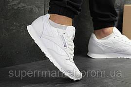 Кроссовки Reebok белые. Код 6419, фото 2
