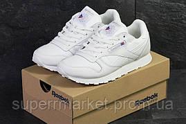 Кроссовки Reebok белые. Код 6419, фото 3