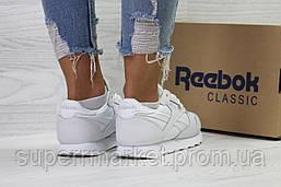Кроссовки Reebok белые. Код 6422, фото 3