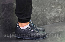 Кроссовки Reebok темно-синие, зима. Код 6423, фото 3