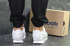 Кроссовки Reebok белые, зима. Код 6426, фото 3