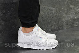 Кроссовки Reebok белые, зима. Код 6426, фото 2