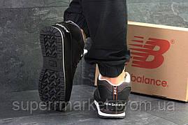 Кроссовки New Balance коричневые  зима , код6430, фото 3