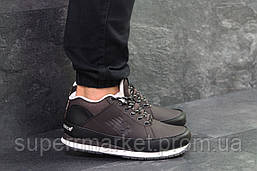 Кроссовки New Balance коричневые  зима , код6430, фото 2