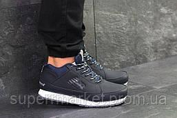 Кроссовки New Balance темно-синие  зима , код6431, фото 2