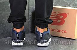 Кроссовки New Balance темно-синие  зима , код6431, фото 3