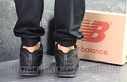 Кроссовки New Balance черные  зима , код6432, фото 3