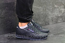 Кроссовки Reebok темно-синие. Код 6423, фото 3