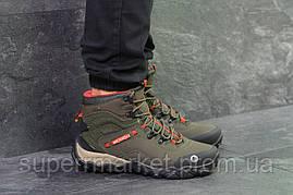 Кроссовки Merrell оливковые, код6460, фото 2