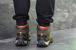 Кроссовки Merrell оливковые, код6460, фото 3