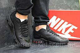 Кроссовки Air Max Tn черный (зима). Код 6473, фото 2