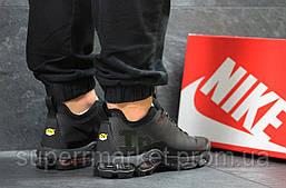 Кроссовки Air Max Tn черный (зима). Код 6473, фото 3