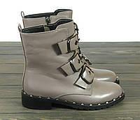Демисезонные ботинки Fabio Monelli A76-M88 KHAKI размер 36 23,5 см, фото 1