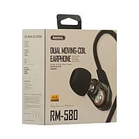 Наушники Remax RM-580 (Чёрный)