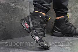 Ботинки Салоион Speedcross 3 черные. Код 6489, фото 3