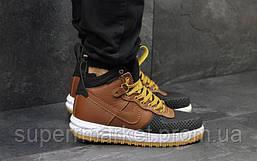 Кроссовки Puma коричневые, код4527, фото 2