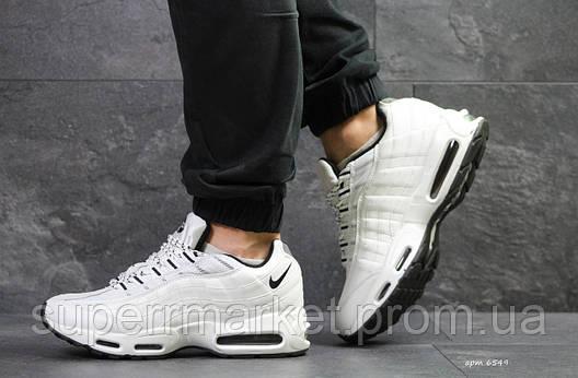 Кроссовки Nike 95 белые. Код 6549, фото 2