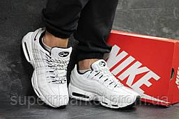 Кроссовки Nike 95 белые. Код 6549, фото 3