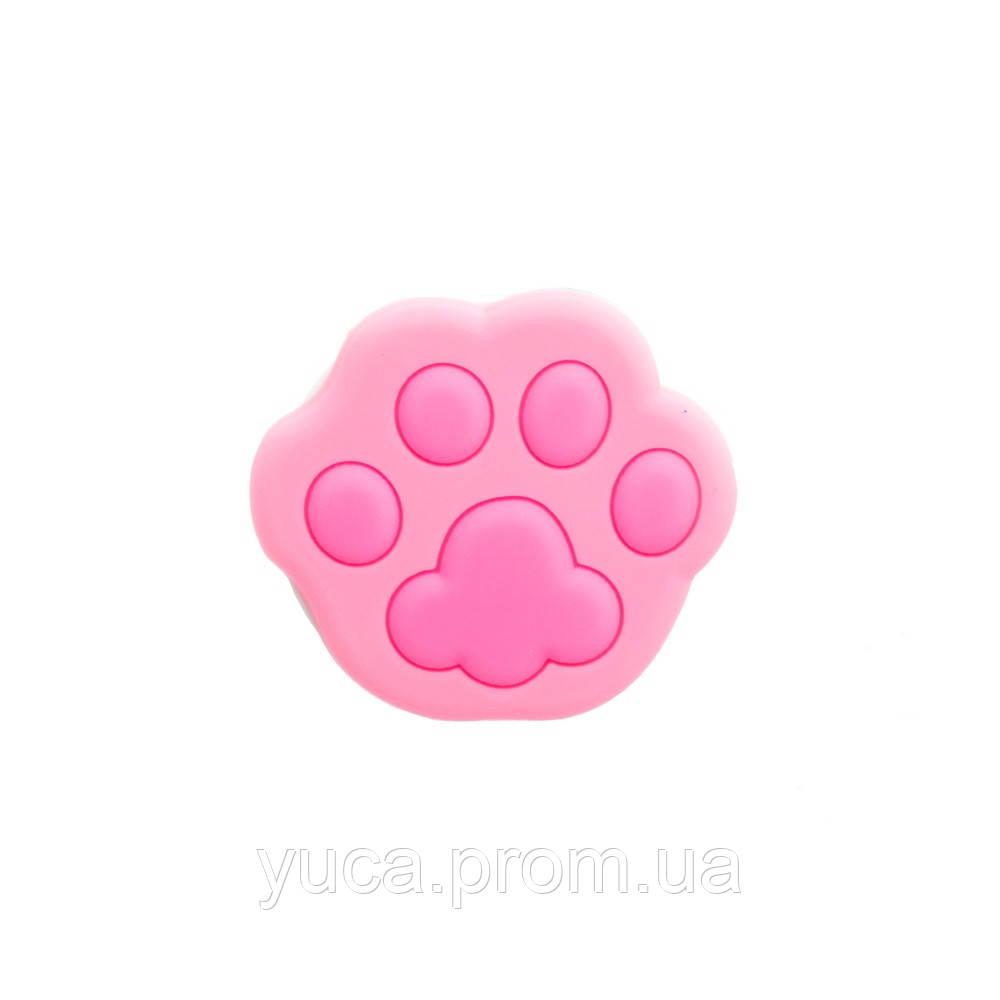 Попсокет  Kid's (Pink Paw)
