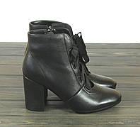 Ботинки на высоком каблуке Fabio Monelli F09-3769-N117 размер 36 23,5 см, фото 1