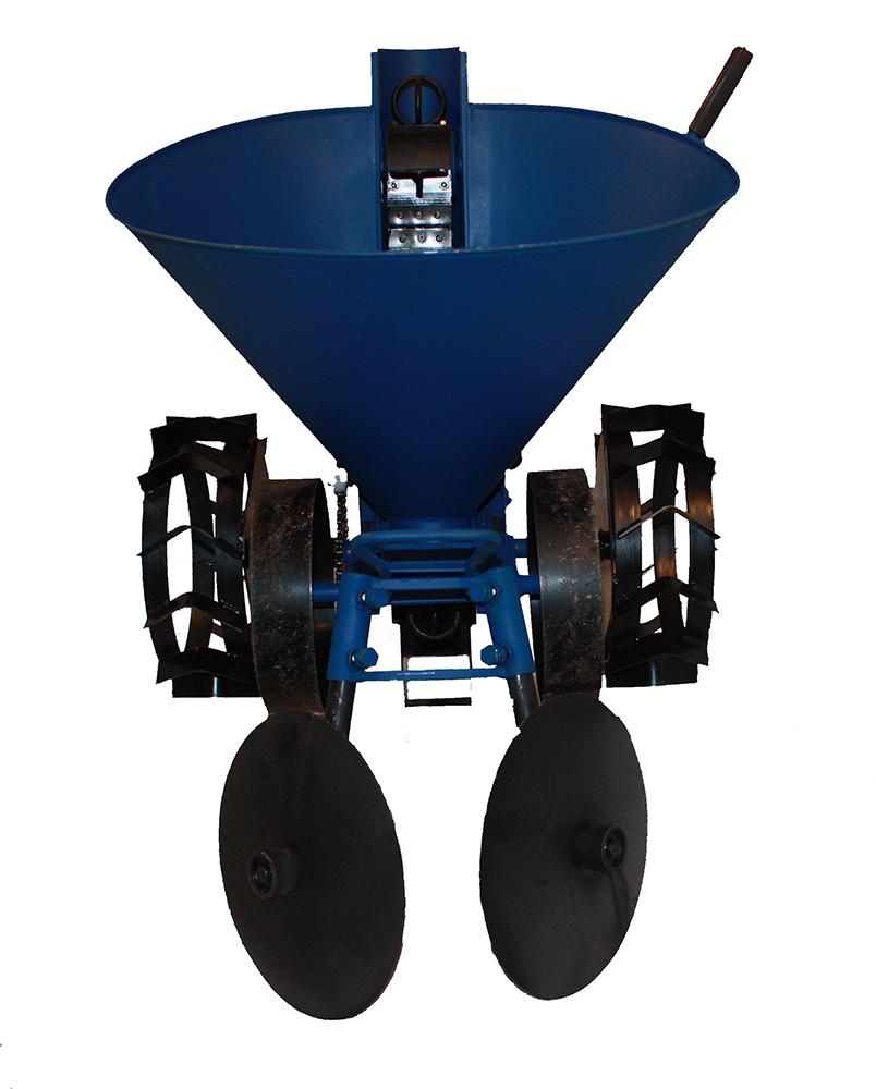 Картофелесажатель однорядный с колесами