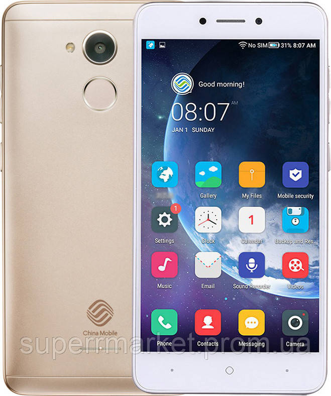 Смартфон China Mobile A3S 2 16GB Gold