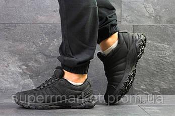 Кроссовки Columbia, черные  термо , код6710, фото 2