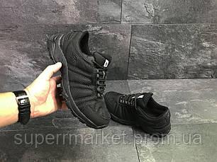 Кроссовки Columbia, черные  термо , код6710, фото 3