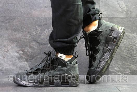 Кроссовки Nike Air Uptempo 96 серые, код6713, фото 2