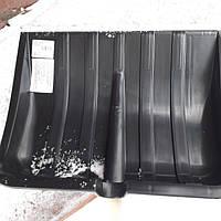 Лопата для снега Snow pusher (Чехия) 41х121см синяя,черная, фото 1