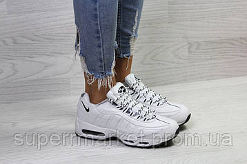 Кроссовки Nike 95 белые (зима). Код 6740, фото 2