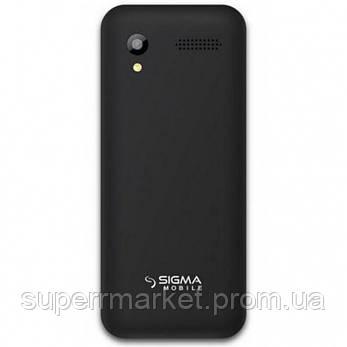 Телефон Sigma X-Style 31 Power 3100 mAh Black, фото 2