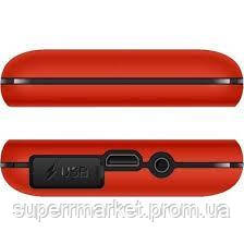 Телефон Sigma X-Style 31 Power 3100 mAh Red, фото 2
