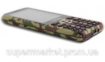 Телефон Sigma X-Style 31 Power 3100 mAh Khaki, фото 2