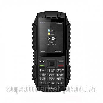 Телефон Sigma X-treme DT68 2100 мАч  Black, фото 2