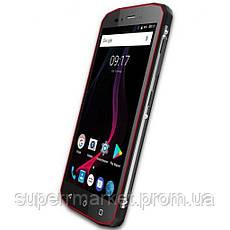 Смартфон Sigma mobile X-treme PQ51 2 16GB IP68 Black-Red, фото 3
