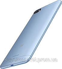 Смартфон Xiaomi Redmi 6A 16Gb Blue EU, фото 3
