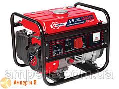 Генератор бензиновий 1,2 кВт., ном. 1 кВт. INTERTOOL DT-1111