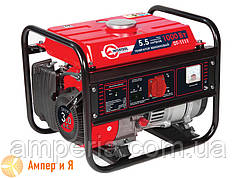 Генератор бензиновый 1,2 кВт., ном. 1 кВт. INTERTOOL DT-1111
