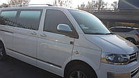 Накладки на зеркала Volkswagen Multivan T5 (2009-2015) ABC пластик