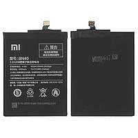 Батарея (акб, аккумулятор) BN40 для Xiaomi Redmi 4 Prime, 4100 mAh, оригинал