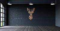 Декоративная деревянная табличка на стену
