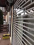 Прозрачные ролеты из поликарбоната