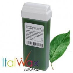 ItalWax Воск в кассете Хлорофил 100 мл
