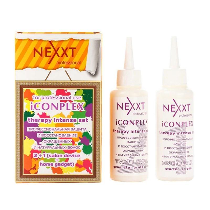 Профессиональная защита и восстановление (1 и 2 уровень в коробке) Nexxt Professional Salon Protect Device