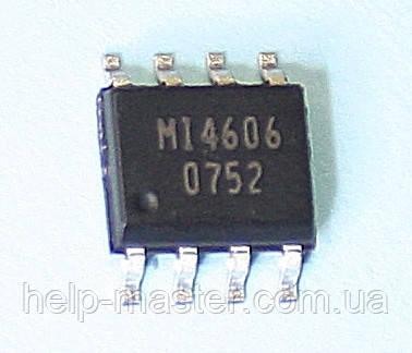 Транзисторная сборка MI4606 (SOP-8)