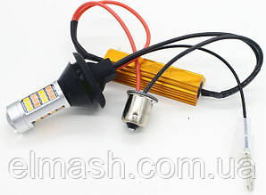 DRL, ДХО, дневные ходовые огни, 12V ДХО+ПОВОРОТ резиновый патрон комплект